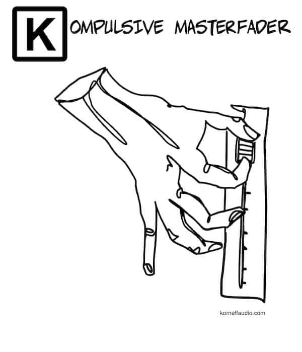 Kompulsive Master Fader 3 02 2