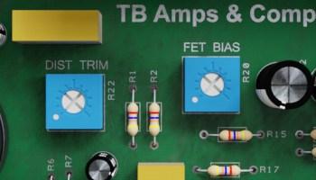 Talkback Limiter circuit adjustments